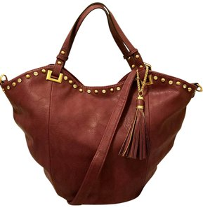 Rimen and Co. Nwt Convertible Extra-large Lined Cross Body Bag