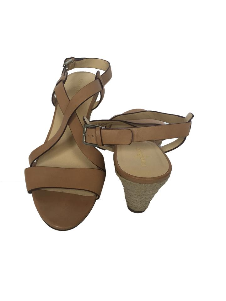 8f62ddb8ae13 Cole Haan Tan Leather Sandals Size US 9 Regular (M