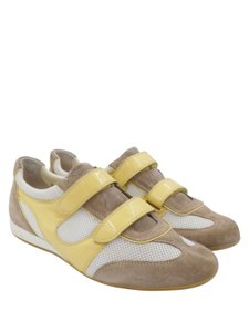 Bally Taupe Gray Suede Trainers Casual multi-color Athletic