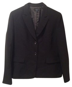 Elie Tahari by Arthur S. Levine Black Suit Jacket