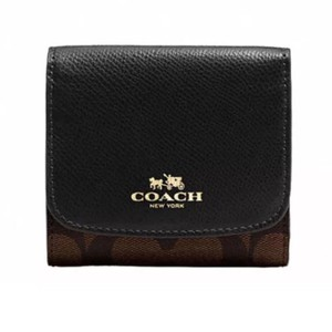 Coach Small Trifold
