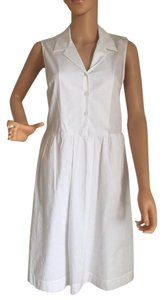 Jenni Kayne short dress White Shirt on Tradesy