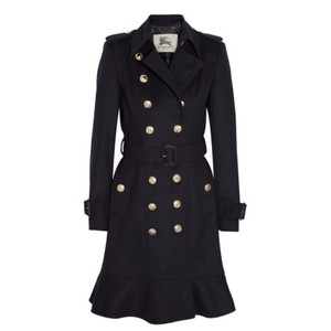 Burberry Cashmere London Donna Trench Coat