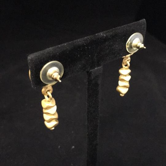 Knowles And Co Gold Plated Statement Earrings Image 3