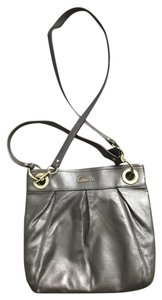 Coach Patent Leather Cross Body Bag