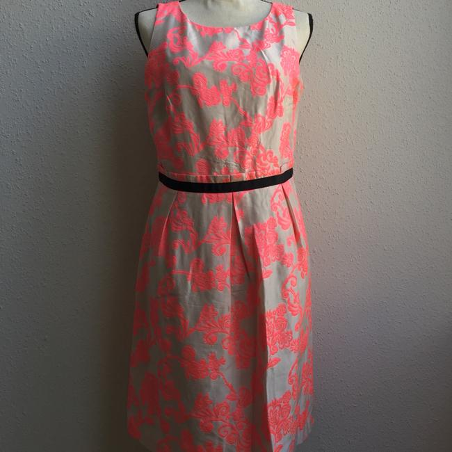 Ann Taylor LOFT short dress pink/ taupe on Tradesy Image 6