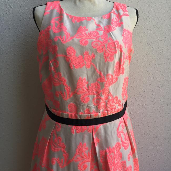 Ann Taylor LOFT short dress pink/ taupe on Tradesy Image 7