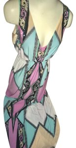 multi-color Maxi Dress by One World
