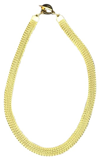 Preload https://img-static.tradesy.com/item/21345216/gold-plated-necklace-0-1-540-540.jpg