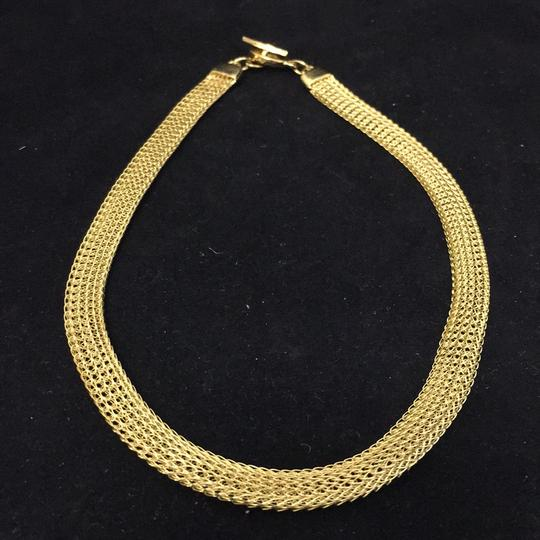 Knowles And Co Gold Plated Necklace Image 1