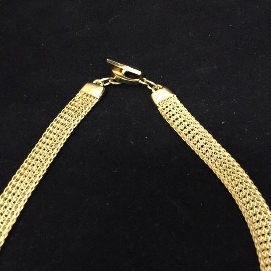 Knowles And Co Gold Plated Necklace Image 2