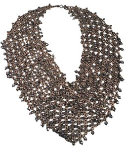 Knowles And Co Beautiful Beaded Necklace