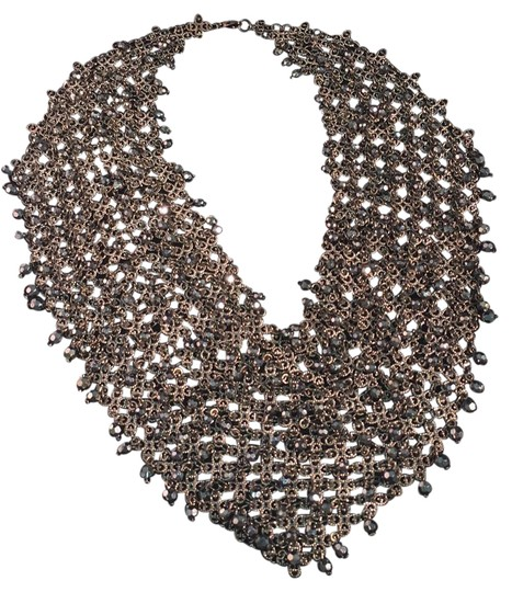 Preload https://img-static.tradesy.com/item/21345232/black-beaded-necklace-0-1-540-540.jpg