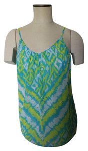 INC International Concepts Multicolored Studded Top Multi