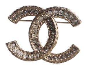 Chanel Chanel CC Brooch