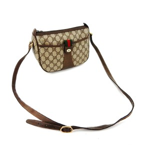 Gucci Logo Vintage Cross Body Bag