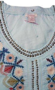 Sundance Vintage Eclectic Gypsy Cotton Tunic