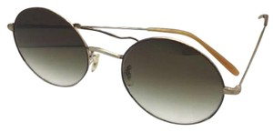 Oliver Peoples New OLIVER PEOPLES Sunglasses NICKOL OV 1214-S 52718E Rust & Gold
