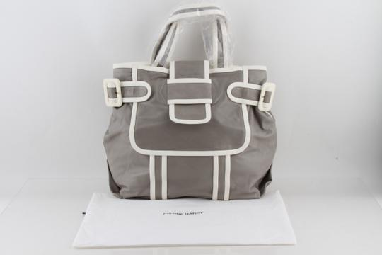 Pierre Hardy Tote in Grey Image 10
