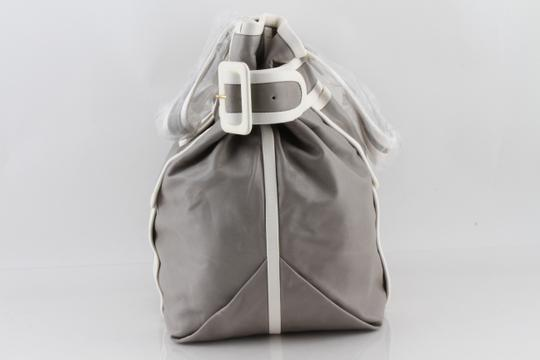 Pierre Hardy Tote in Grey Image 3