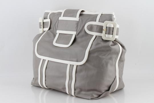 Pierre Hardy Tote in Grey Image 7