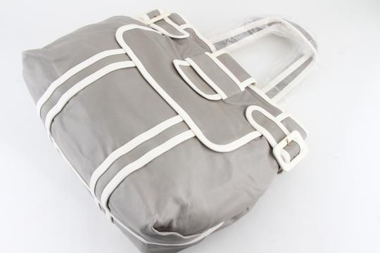 Pierre Hardy Tote in Grey Image 8