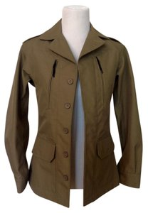 A.P.C. Olive Green Jacket