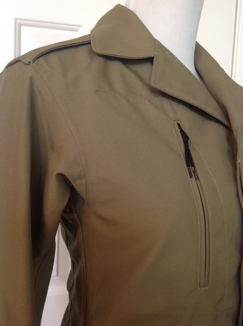 A.P.C. Olive Green Jacket Image 5