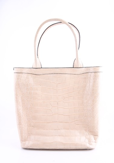 Marc Jacobs Alligator Tote in Brown Image 3