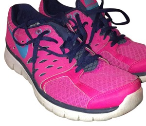 Nike FitSole Pink Athletic