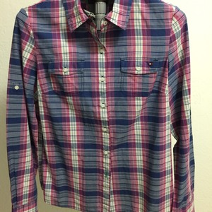 Tommy Hilfiger Button Down Shirt multi