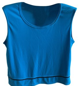 Andrea Viccaro Top turquoise