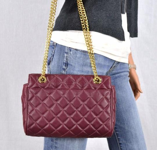 Michael Kors Quilted Leather Shoulder Bag Image 1