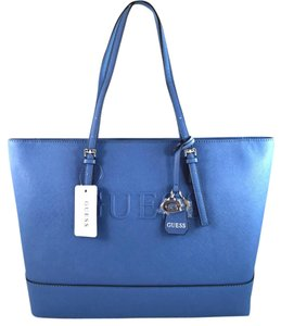 Guess Tote in denim blue