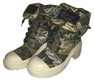 Marc by Marc Jacobs Green Boots