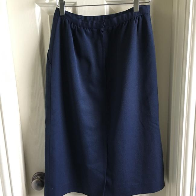 Other Maxi Skirt navy blue Image 1