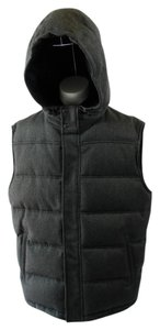 Gucci 353514 353514 Vest Gray Jacket
