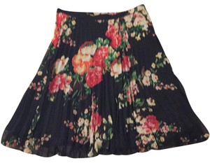 Pleats Collection by Pings Imports Inc. Skirt multicolored