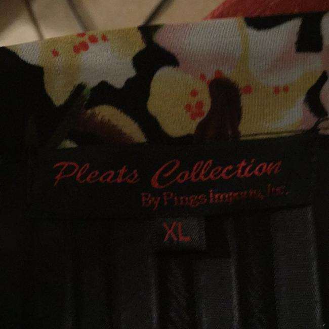Pleats Collection by Pings Imports Inc. Skirt multicolored Image 3