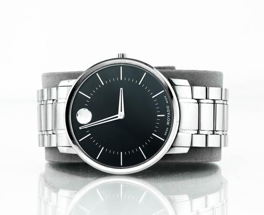 Movado Movado Thin Stainless Steel Classic 0606687 watch Image 1
