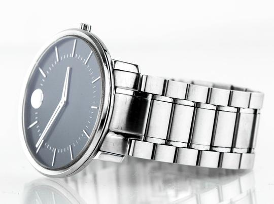 Movado Movado Thin Stainless Steel Classic 0606687 watch Image 5