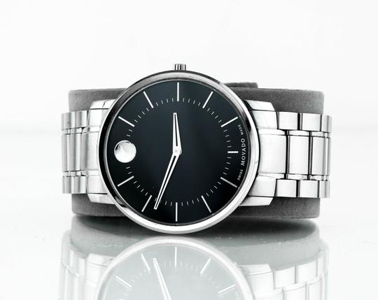 Movado Movado Thin Stainless Steel Classic 0606687 watch Image 8