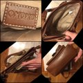 XOXO Satchel in tan/brown Image 4