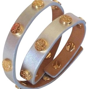 Tory Burch double wrap bracelet