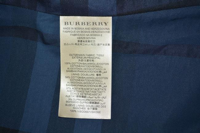 Burberry Wool New Trench Coat Image 7