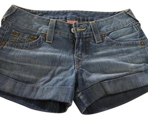 True Religion Mini/Short Shorts denim