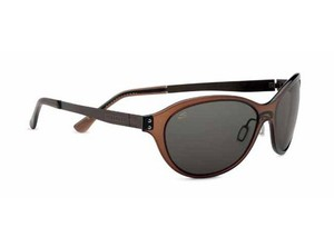 Serengeti Serengeti Sunglasses Giustina 7826 Crystal Dark Brown