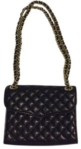 Rebecca Minkoff Quilted Affair And Leather Cross Body Bag