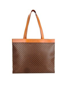 Cline Tote Macadam Shoulder Bag