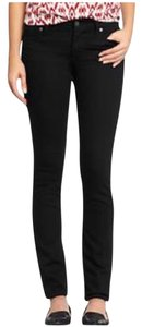 Old Navy Flirt Sexy Black Chic Classic Boot Cut Jeans-Dark Rinse